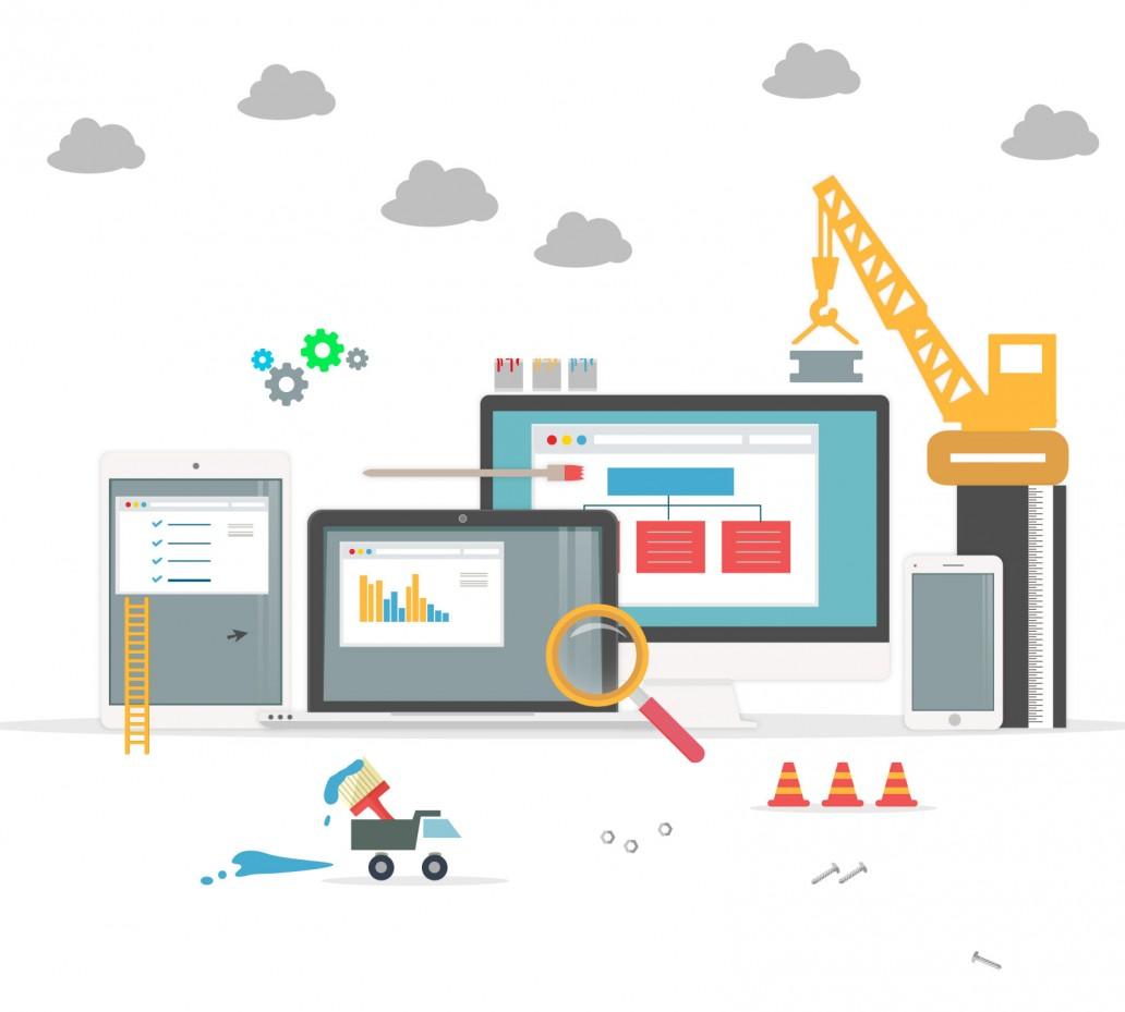 Професионална поддръжка на уеб сайт от Eveda Design